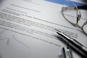 انگیزه نامه برای ویزای جستجوی کار